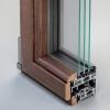 Alluminio legno