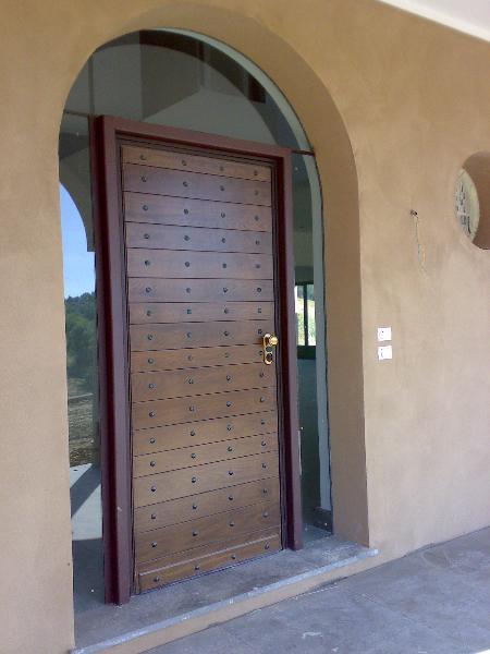 Porte e finestre brinzaglia sistemi - Portoni blindati per esterno ...