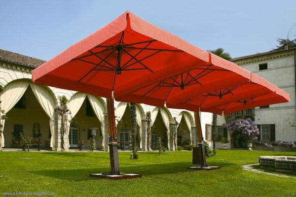Tende e coperture brinzaglia sistemi - Giardini veneti ombrelloni ...